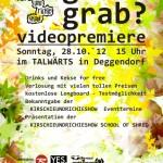 Flyer Videopremiere 2012
