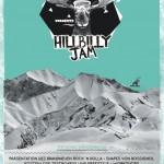 Hillbilly Jam 2012 Flyer www